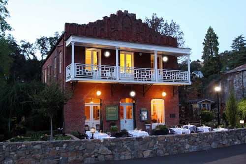 amador wine country hotel, saloon & restaurant