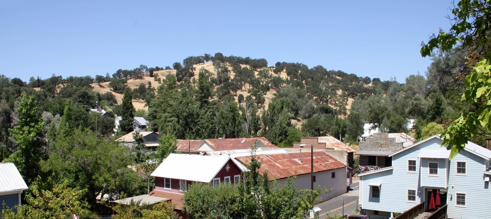 amador city overview